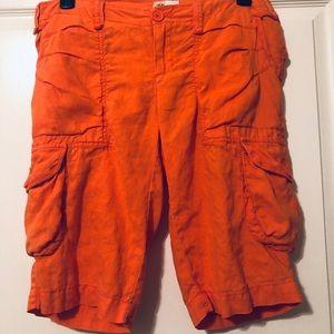 3/$20.00🎉 Twill Twenty Two Shorts